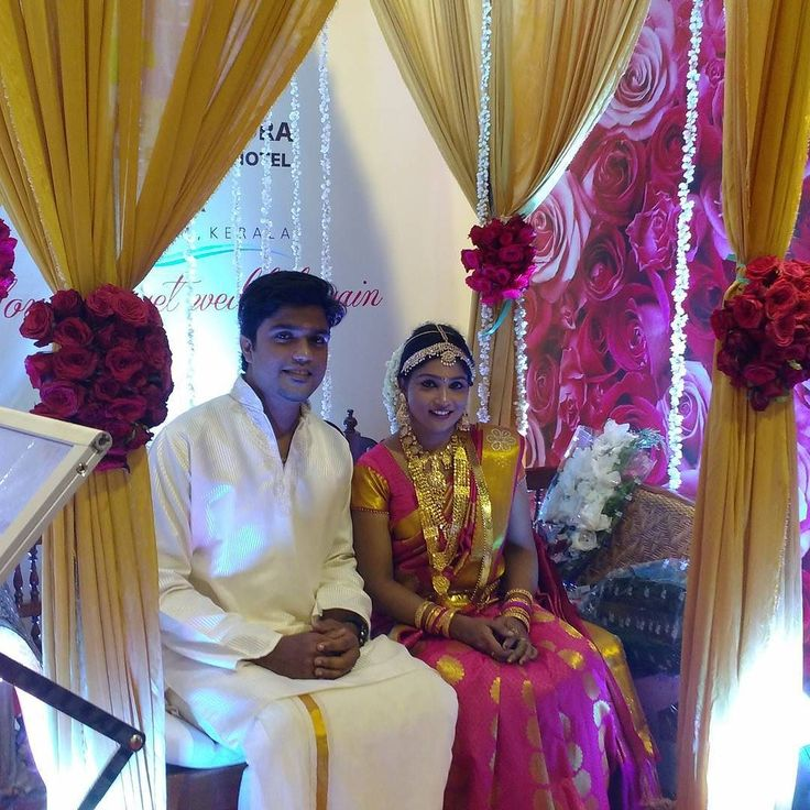 Traditional wedding #kerala