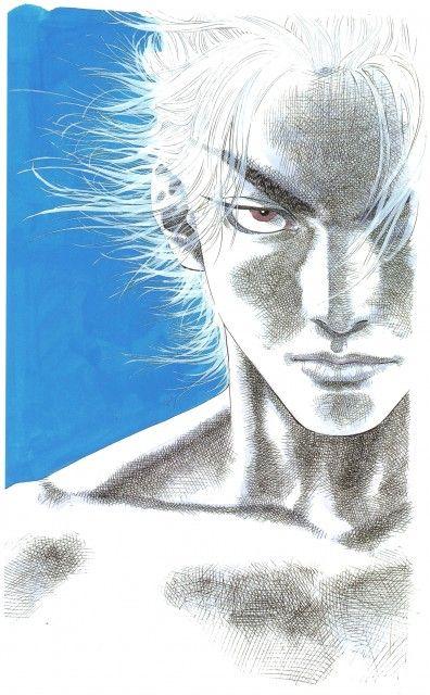 Illustration   Vagabond バガボンド   Inoue Takehiko    #InoueTakehiko #井上雄彦