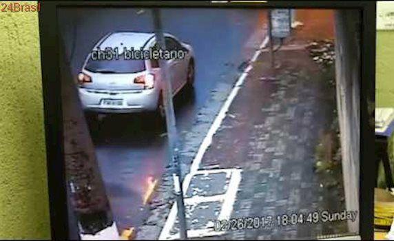 Video mostra João Victor, 13 anos, sendo perseguido e arrastado por gerente e supervisor do Habib's