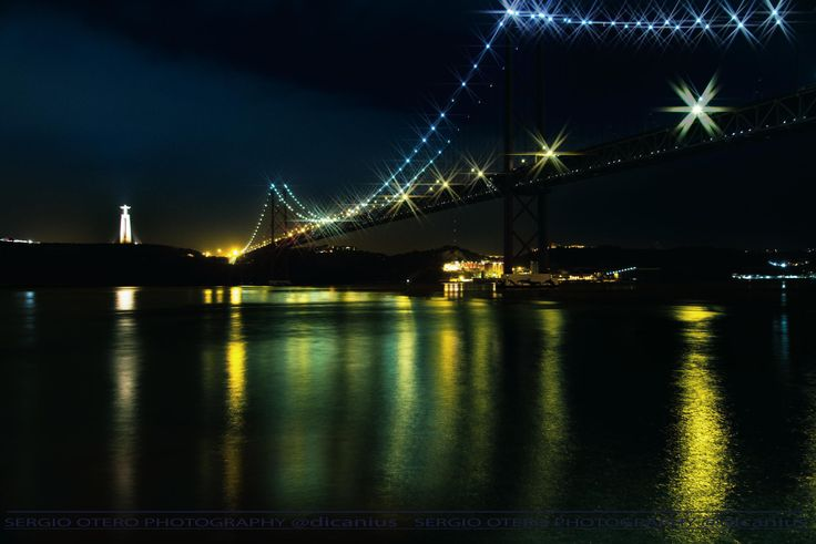 Puente 25 de Abril | Discovered from Dream Afar New Tab