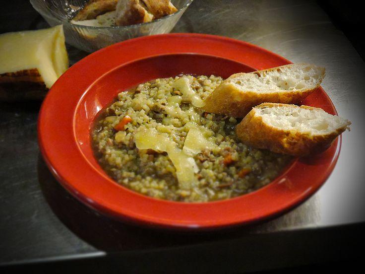 Recipe: Zuppa di Tacchino con Acini di Pepe #italianrecipes #italy #italianfood #soups #christmas #natale