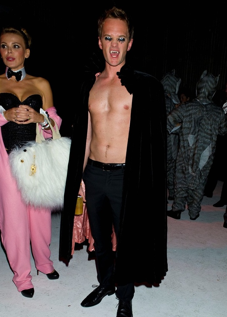 Neil Patrick Harris no Just Jared Halloween Party