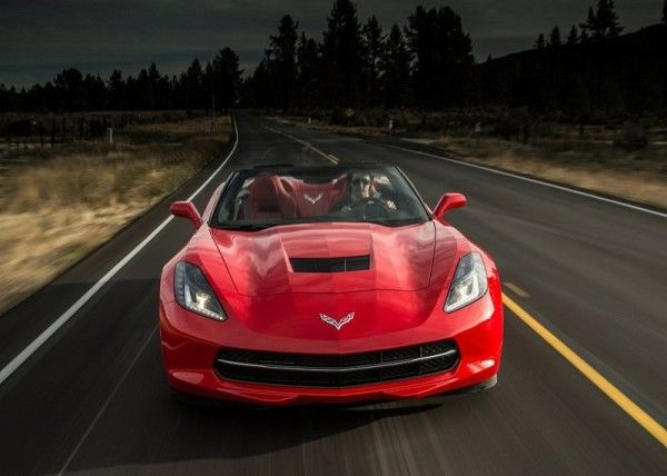 2014 Chevrolet Corvette C7 Stingray Convertible Reds Colors 600x428 2014 Chevrolet Corvette C7 Stingray Convertible Full Review with Images