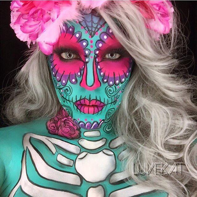 Halloween Makeup Ideas @halloweenmakeupideas Instagram photos   Websta