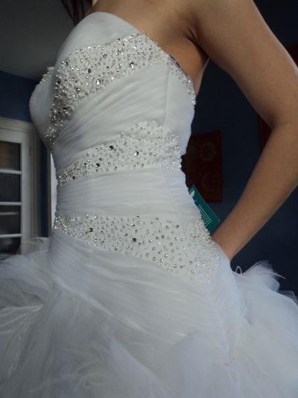 Robe de mariée Kelly Star NEUVE - Rhône
