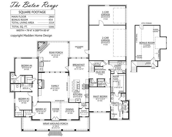 madden home design the baton rouge madden home design