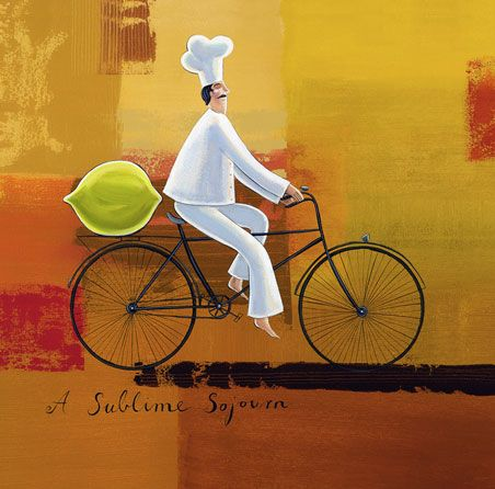 Chef Prints | Frans Groenewald | Serendipitea, Tea Thyme, Oom Samie se Winkel