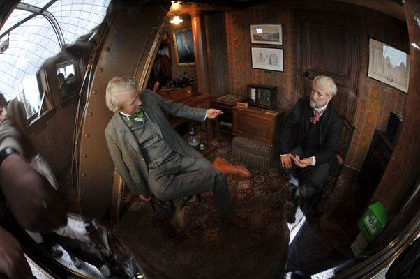 Gustave Eiffel's Secret Apartment | Atlas Obscura  When the Eiffel Tower opened in 1889 to universal wonder and acclaim, designer Gustave Eiffel soaked up the praise, but as if that wasn't enough, it was soon revealed that he had built himself a small apartment near the top of the world wonder garnering him the envy of the Parisian elite in addition to his new fame.