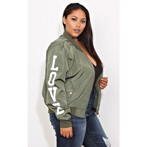 Plus Love Nylon Bomber Jacket ($40) ❤ liked on Polyvore featuring plus size women's fashion, plus size clothing, plus size outerwear, plus size jackets, black, plus size, bomber style jacket, light weight jacket, plus size bomber jacket and plus size womens jackets
