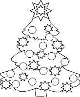 Weihnachtsbaum-Malvorlage_Vorschau