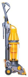 Dyson DC07 All-Floors Cyclone Upright Vacuum Cleaner Review
