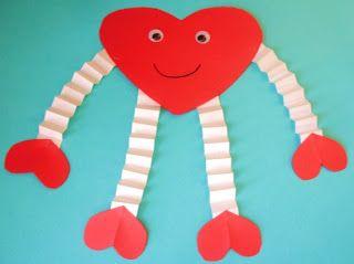 2D Heart Shaped People