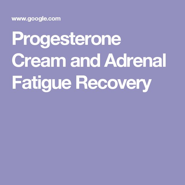 Natural Progesterone Cream Whole Foods