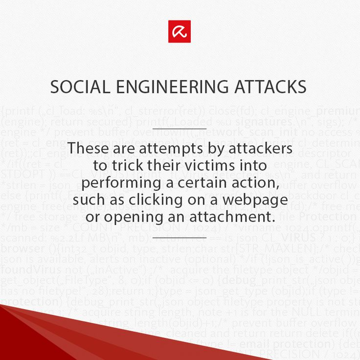 Wondering what a #Social engineering #attack is? Find out more in our glossary:  #ITSecurity #infosec
