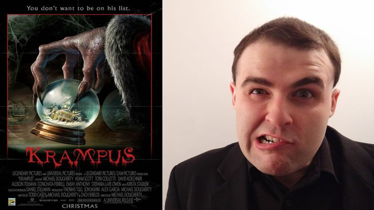 Krampus Movie Review (Christmas Movie For The Whole Family?)