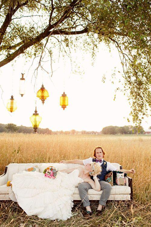 Vintage Wedding Decor Photo Shoot from Fancy Fray - Junebug's Wedding Blog - Celebrating the Best in Wedding Style, Fashion, Photography and Decor