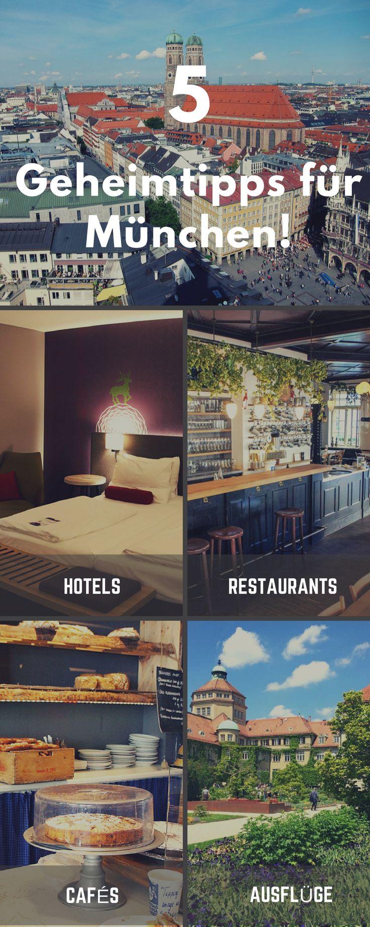 Wer München bei seinem nächsten Städtetrip für einen Kurzurlaub besuchen mag, findet hier die besten Tipps von Einheimischen. Absolute Geheimtipps, Insidertipps und geheime Orte, die nur echte Locals kennen. Hofbräuhaus? Da kann München mehr! Egal ob Wirtshaus, Café, Hotel oder Ausflüge in und um München. Auf dem Blog findet ihr die besten Reiseberichte, Empfehlungen für München, Sehenswürdigkeiten und Restauranttipps.