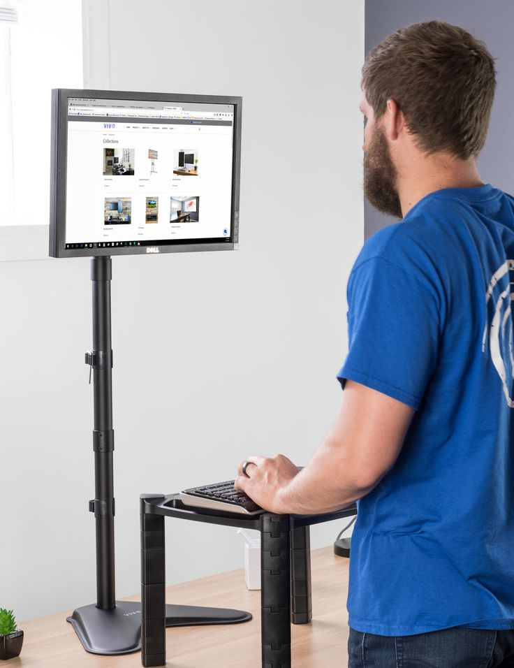101 Best Monitor Mounts Images On Pinterest Lcd Monitor
