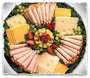 party trays ideas pictures | Party trays can be customized. Your consultant will help you design ...