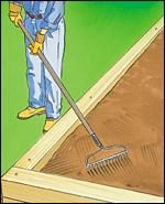 How To Install Landscape Timber Edgingat The Home Depot