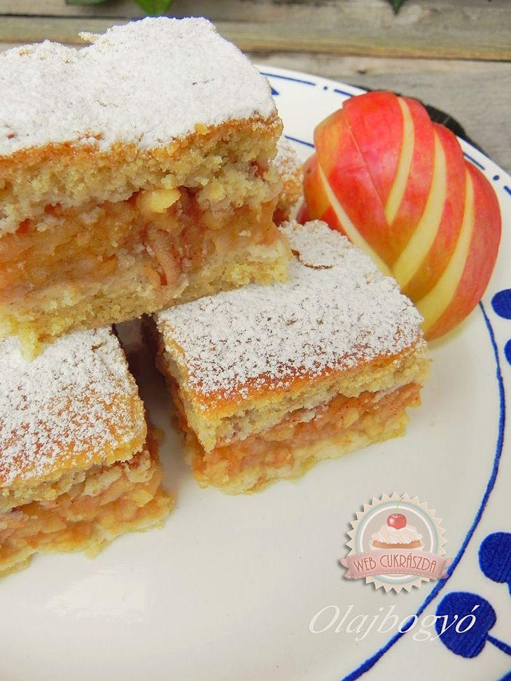 Egyszerű almás pite