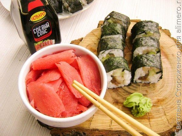 Вы любите японскую кухню? Я обожаю Как по мне нет ничего вкуснее супа с водорослями и роллов вприкуску с маринованным имбирем горчицей васаби и соевым соусом. До моей беременности...