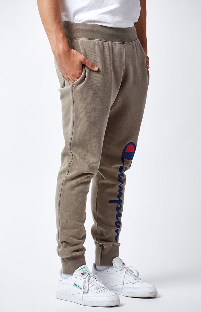 Pigment Dye Sweat Pants. Sweat PantsActive WearSweatpantsSporty Clothes