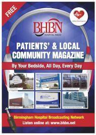 The NEW Magazine for BHBN Hospital Radio in Birmingham, West Midlands