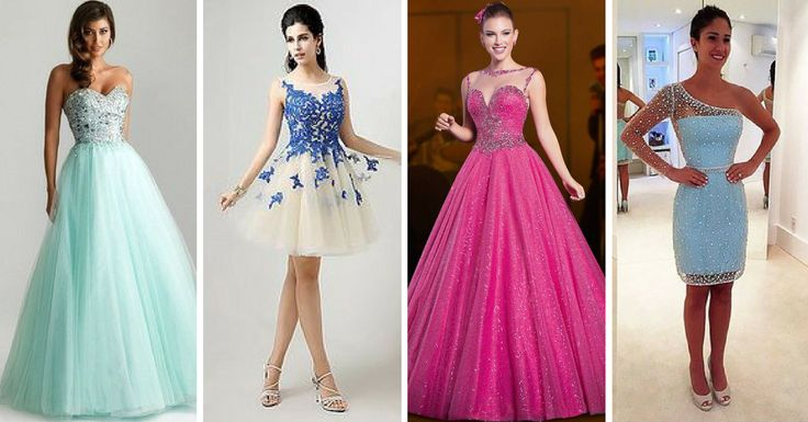 10  Modelos Vestidos Festa 15 Anos - http://webfeminina.com/10-modelos-vestidos-festa-15-anos/