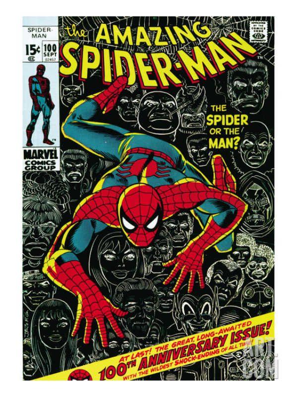 marvel-comics-retro-the-amazing-spider-man-comic-book ...