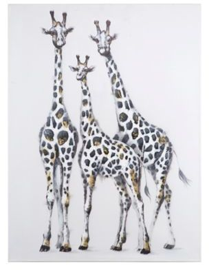 """Yosemite Home Decor """"Family with Spots"""" Canvas Wall Art  https://api.shopstyle.com/action/apiVisitRetailer?id=692010962&pid=uid7009-40090753-27"""
