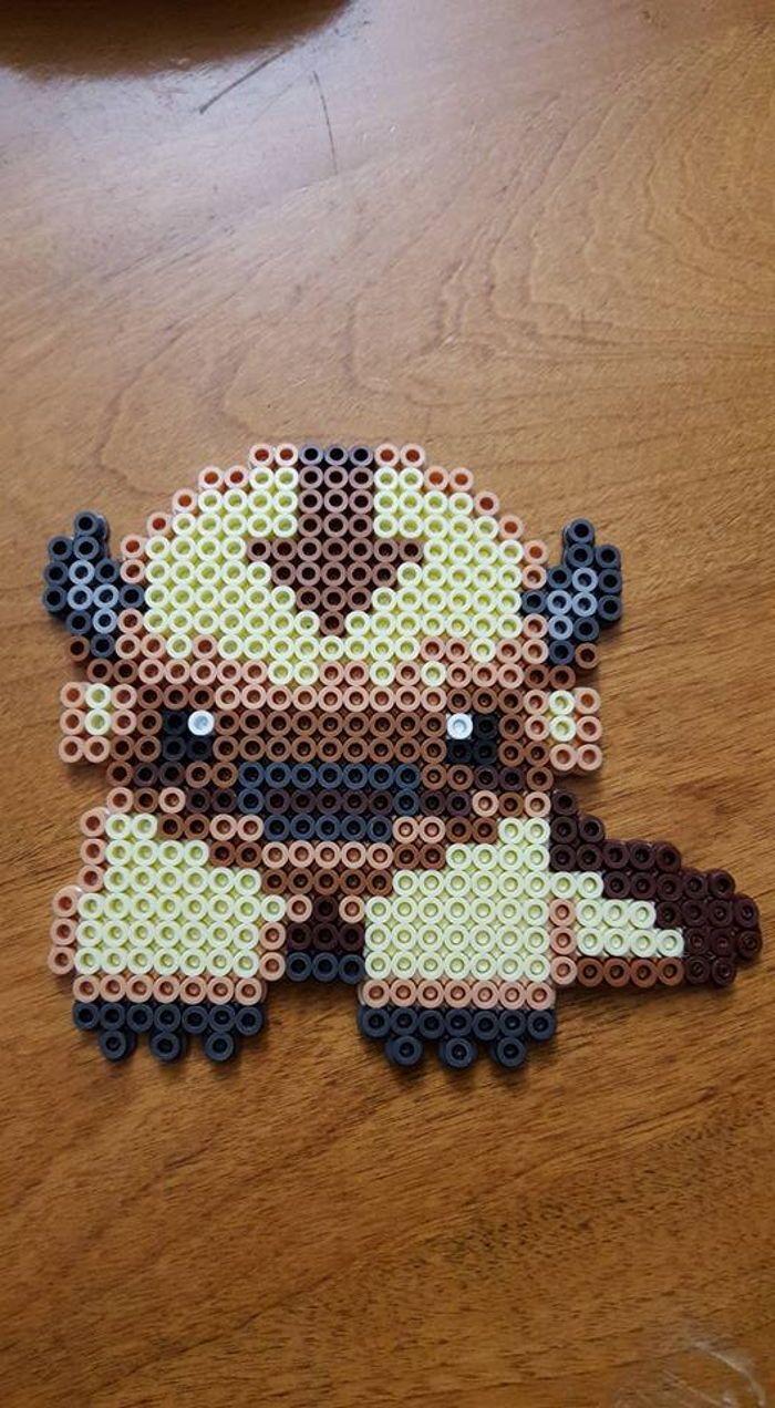 Appa - Avatar perler beads by LadyRaveicorn