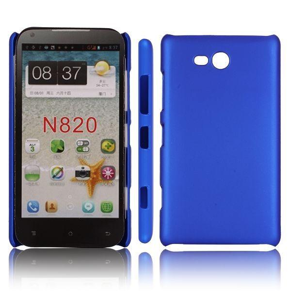 Hard Shell (Blå) Nokia Lumia 810 Cover
