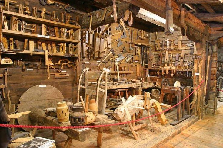 Alte Werkzeuge aus der Region