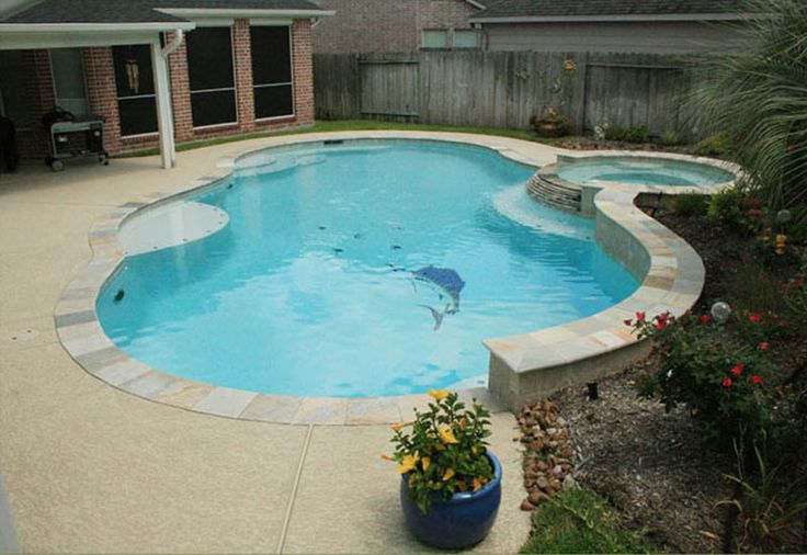 1189 best pools images on pinterest backyard ideas yard. Black Bedroom Furniture Sets. Home Design Ideas