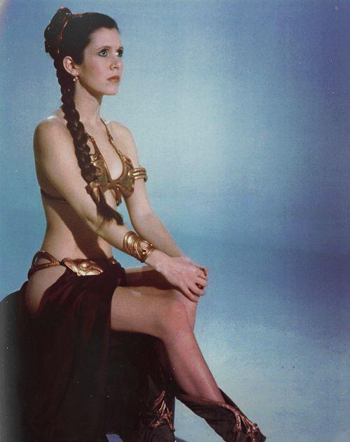 Princess Leia (Return of the Jedi 1983)
