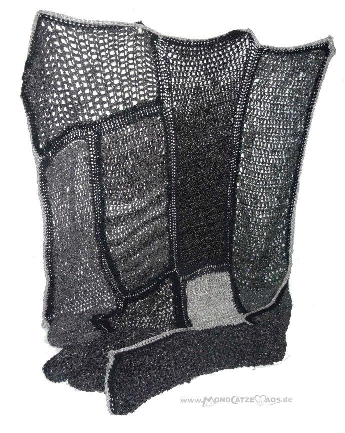 Grosse Kuscheldecke Silver Black Decke Hakeln Decken Und