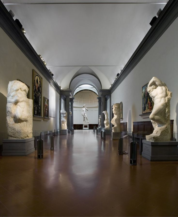 Accademia Gallery in Florence: Home to Michelangelo's David, Galleria dell'Accademia Museum