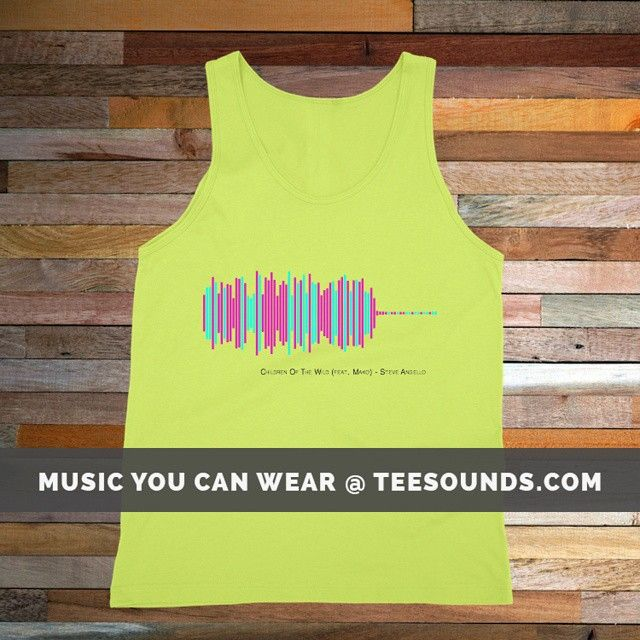 Children of the Wild by Steve Angello  Design your own @ teesounds.com  ONLY $28 WITH FREE DELIVERY