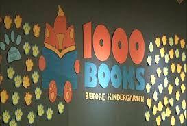 1000 books before kindergarten - Google Search