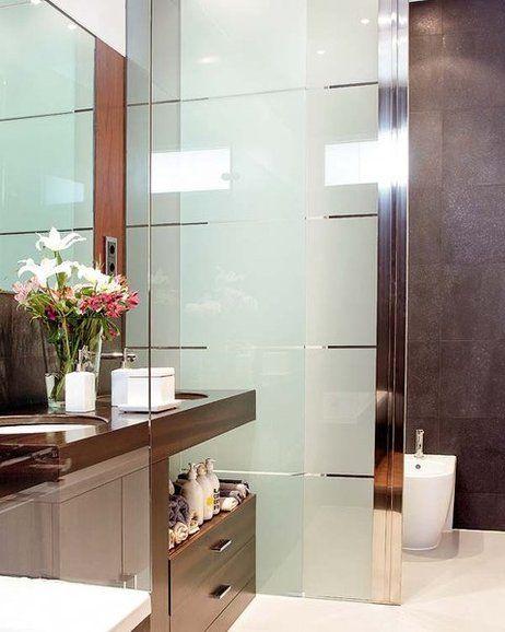 Seis puertas correderas para cocinas y ba os bathroom for Showroom banos y cocinas
