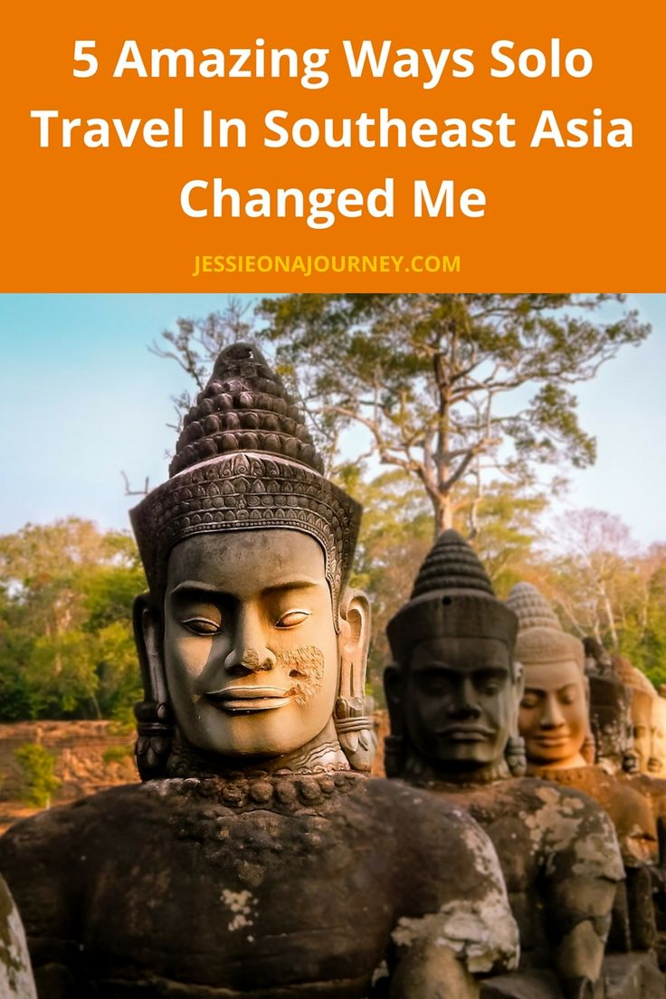 Backpacking Southeast Asia: How A Solo Trip Changed One Girl's LifeBackpacking Southeast Asia: How A Solo Trip Changed One Girl's Life