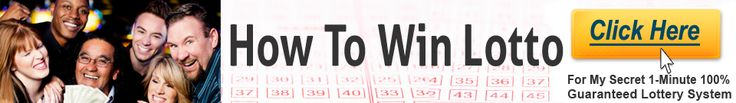 How To Pick Winning Numbers And Win The Lottery Guaranteed