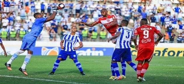 Csa X Crb Ao Vivo Online Hoje Serie B Futebol Segundona E