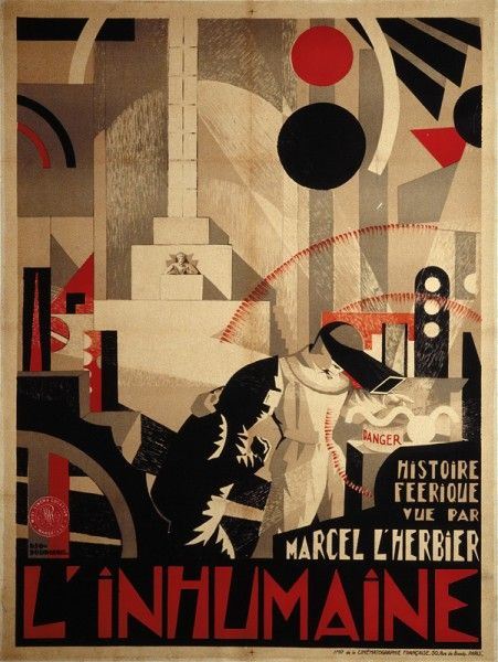 Film Posters in France, 1930s – 1960s