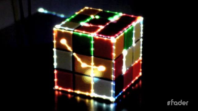Rubik's Cube - Video Mapping Music Sequencer on Vimeo