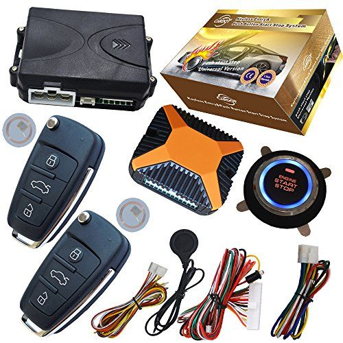 Introducing Automobile Car Engine Button Start Stop System With RFID Immobilizer Antitheft Feature. Get Your Car Parts Here and follow us for more updates!