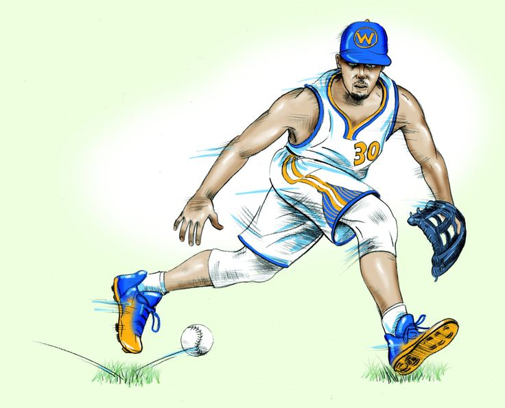 What if Stephen Curry had been a baseball player?  [...] Curry is the envy of athletes in all sports, evidenced every time they take to social media to pay their respects for his latest exploits, including becoming the NBA's first unanimous MVP award winner and returning from a sprained ankle and sprained MCL to lead the Warriors back to the Western Conference finals.  All the traits of a great baseball player.  There are a lot of similarities in the way a point guard anticipates where his…