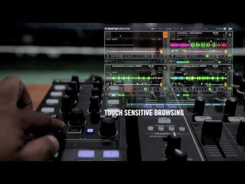 Felix da Housecat on TRAKTOR KONTROL X1 - YouTube