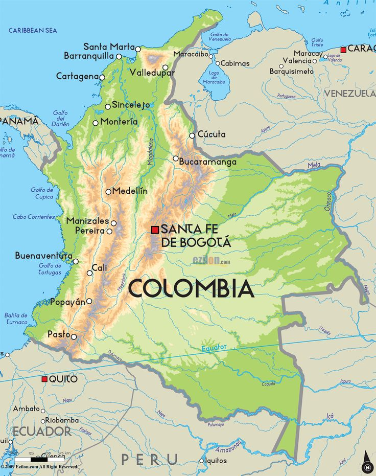 Columbia our country